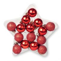 Baubles in Star Gift Box